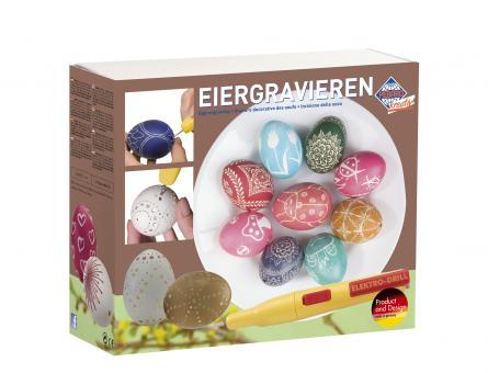 Egg Engraving Set
