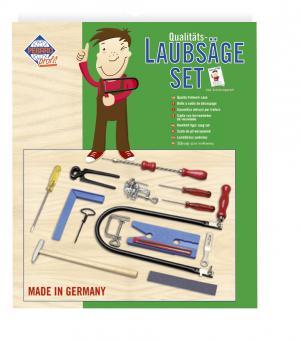 Fretwork Kit: Fretwork Drill + Cutting Table + Extensive Tool Set