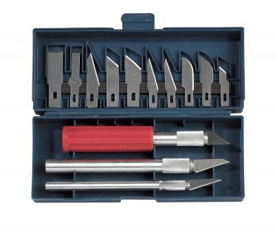 Precision knife set
