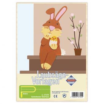 """""""Kantenhocker"""" Easter Bunny"""