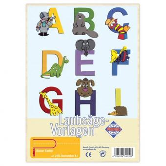 Letters A - I