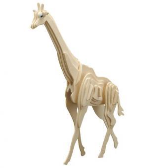 Holzbausatz Giraffe