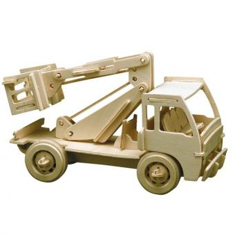 Woodconstruction Elevating Truck