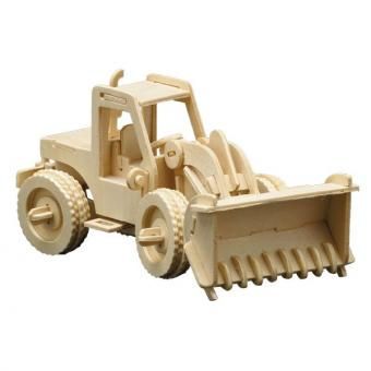 Woodconstruction Loader