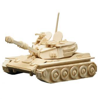 Holzbausatz Panzer