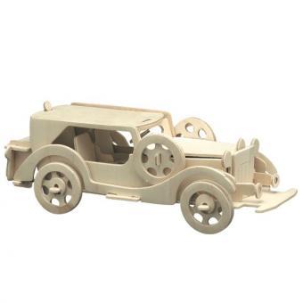 Woodconstruction Ford V8