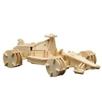 Woodconstruction Formula 1 Racing Car