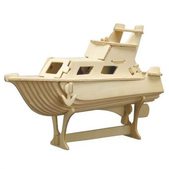 Woodconstruction Yacht