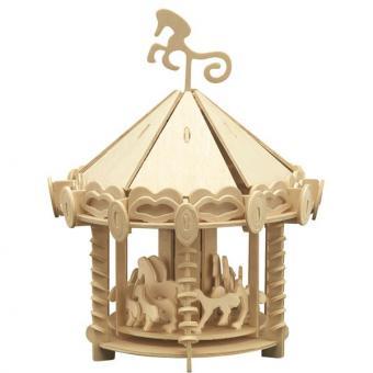 Woodconstruction Carousel