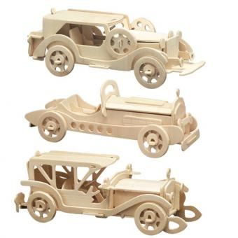 Woodconstruction Oldtimer-Set