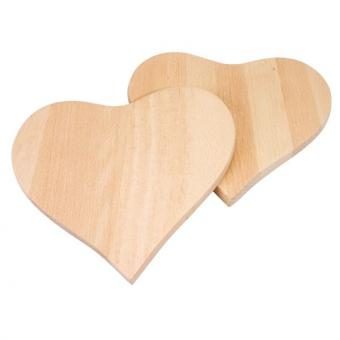 Chopping Boards, Heart-Shaped