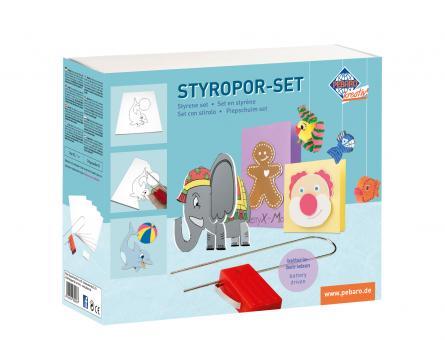Styro-Cutting Set