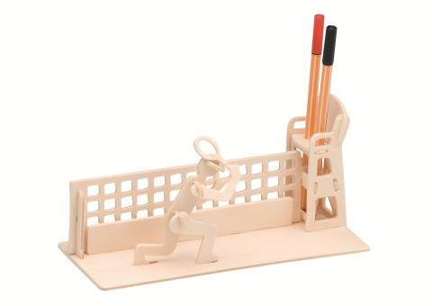Woodconstruction penholder Tennis