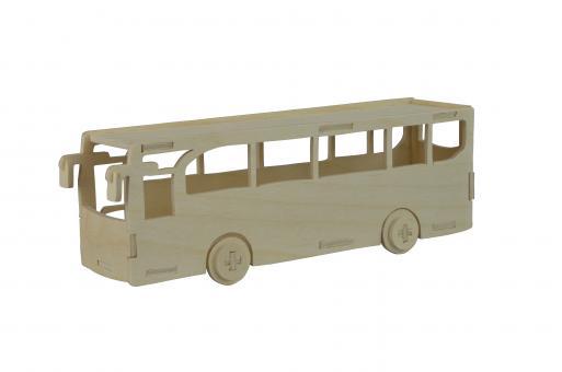 Woodconstruction Bus