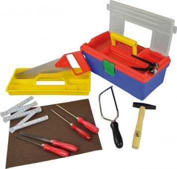 Werkzeug-Set für Hobby und Schule