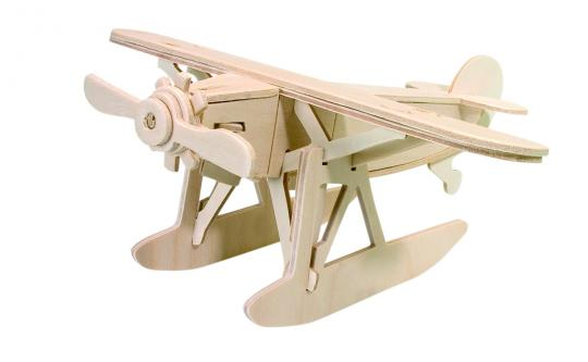 Woodconstruction Waterplane