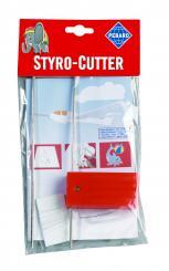 Styroporschneide-Handgerät mit Ersatzschneidedraht